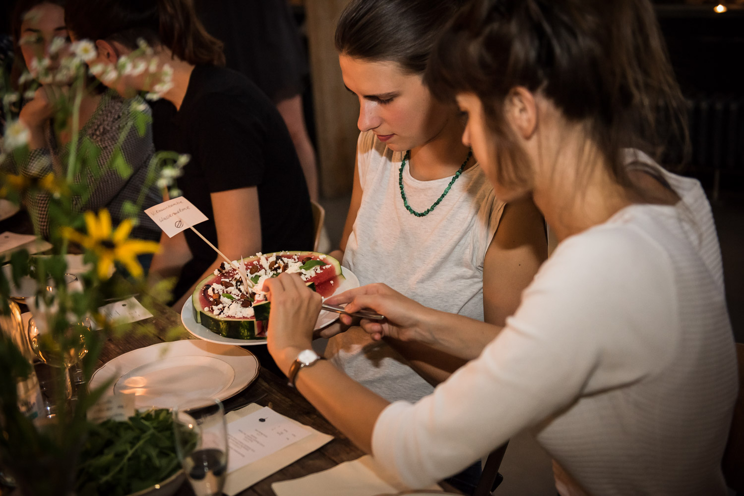 Wild and Root Food Brand Events Berlin