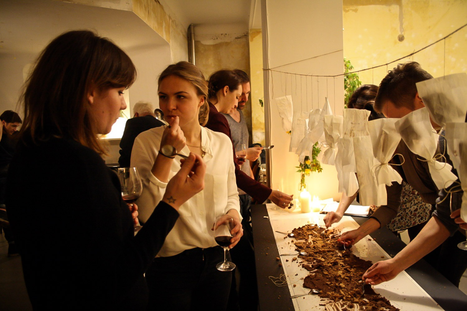 Wild and Root wine pairing Berlin