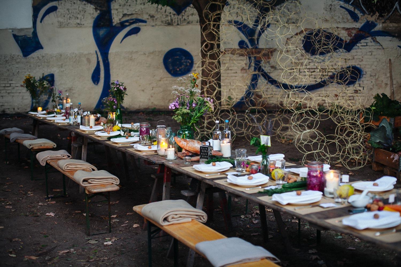 Wild and Root kulinarische Erlebnisse Berlin