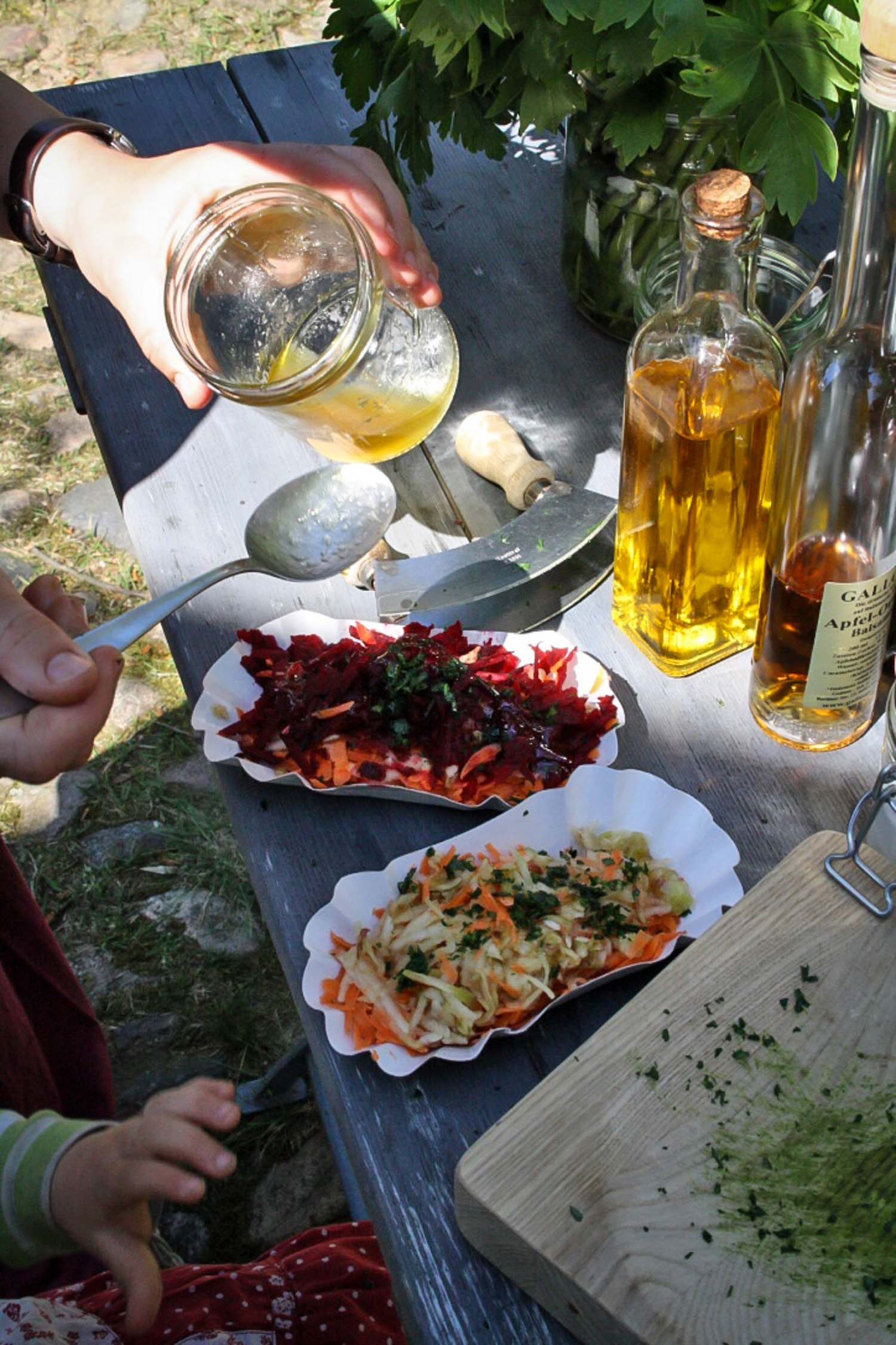 Wild and Root slow food Berlin