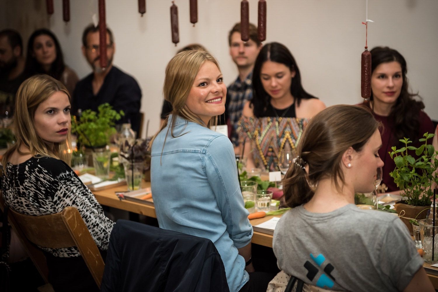 Wild and Root Food Konzepte Event Berlin