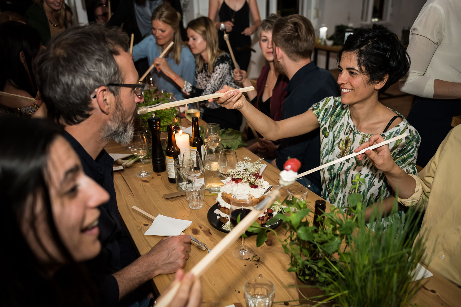 Wild and Root Supper Club Neumanns Berlin