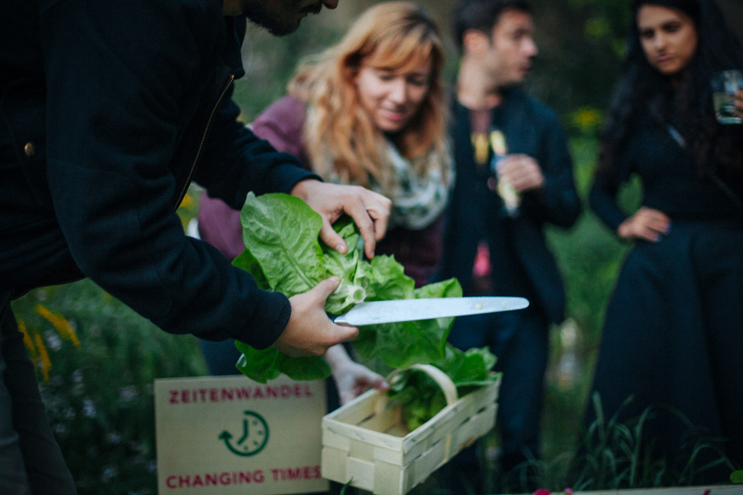 Wild and Root pop up Garten Berlin