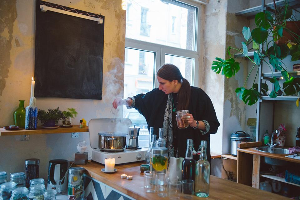Wild and Root Cooking Workshops Berlin